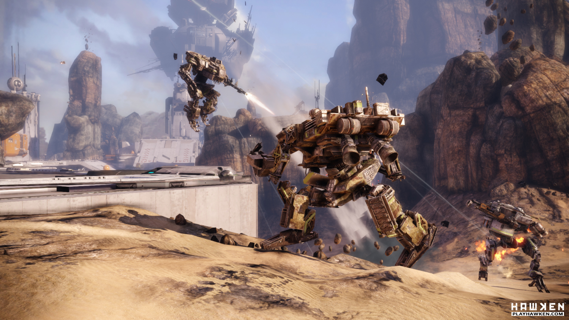 hawken screenshots free to play multiplayer first person shooter
